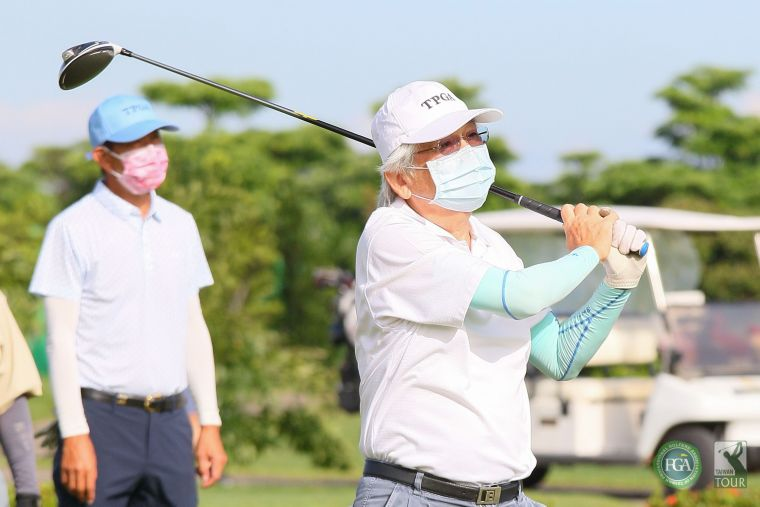 明安國際企業股份有限公司總裁鄭錫坤。TPGA提供