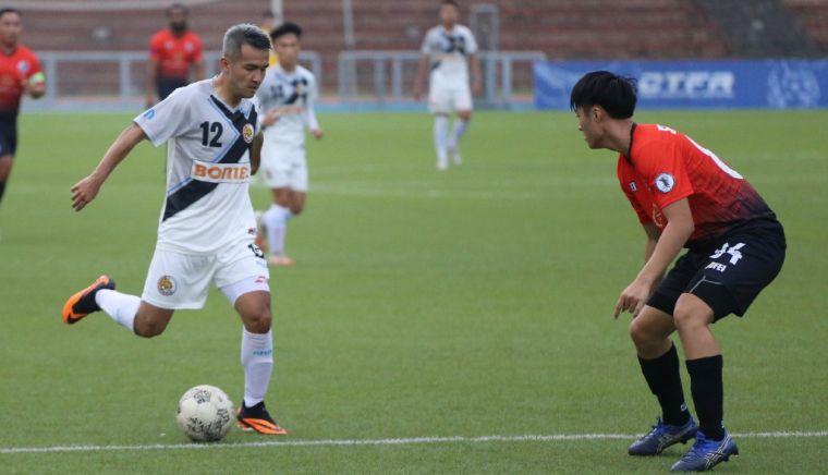 李宗陽擔任教練也在踢上班族聯賽,也打開加入ACA的契機。大會提供