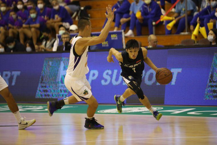 東泰廖慈恩三分球18投中7得23分、6籃板、6抄截。大會提供