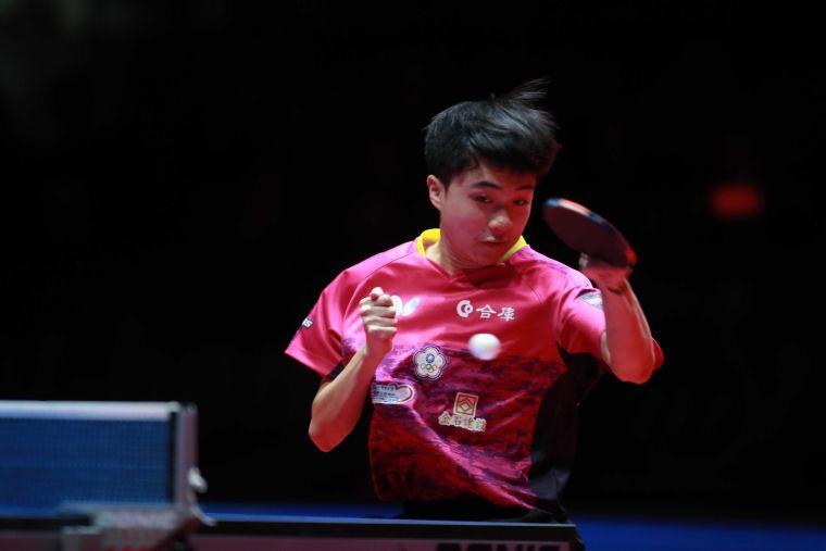 林昀儒新加坡屈居亞軍。摘自國際桌球總會官網