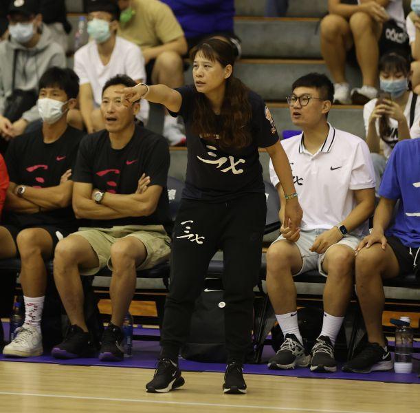 歷經這幾年興衰、百味雜陳的謝玉娟教練感觸最深。大會提供