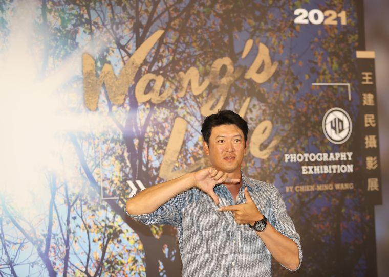 王建民攝影展即將在3/27搶先在台南林百貨登場。李天助攝