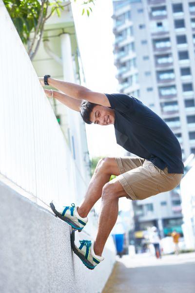 結合Outdoor 風格打造的全新鞋款「Valsetz Trek」,以戶外、登山的野性為靈感、設計出風格粗曠的街頭潮鞋!官方提供