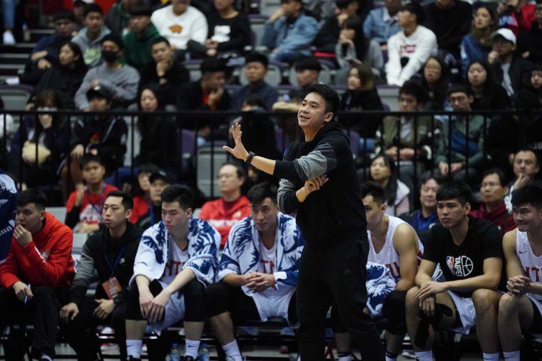 桃園雲豹職業籃球隊首任總教練王志群。資料照片