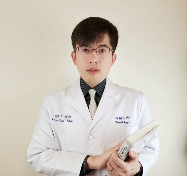 邱淳志醫師。官方提供