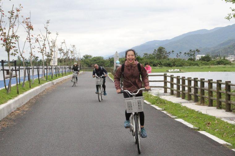 關山自行車道。大會提供