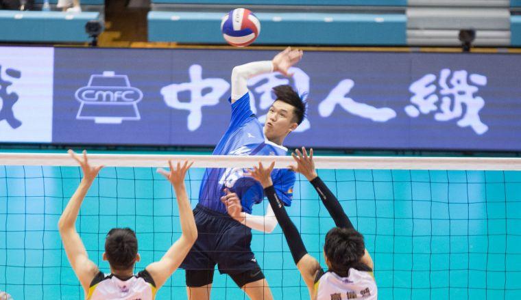 雲林MIZUNO 曾祥銘。中華民國排球協會提供