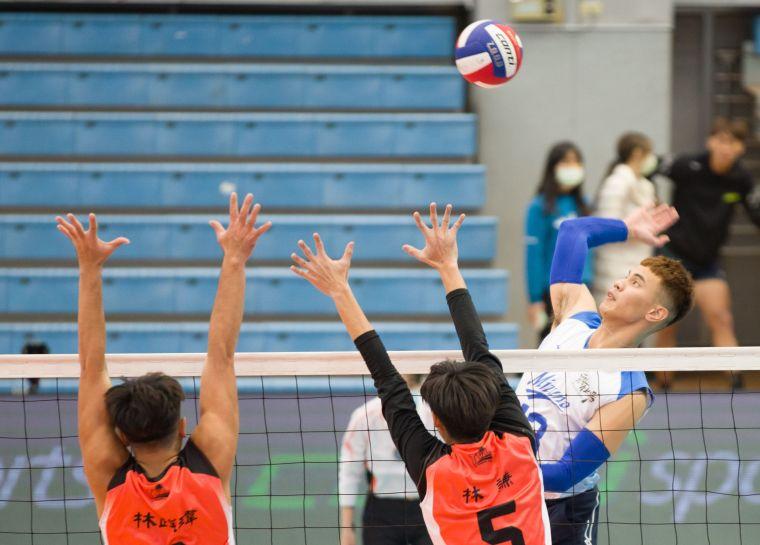 雲林MIZUNO-甘明修。中華民國排球協會提供