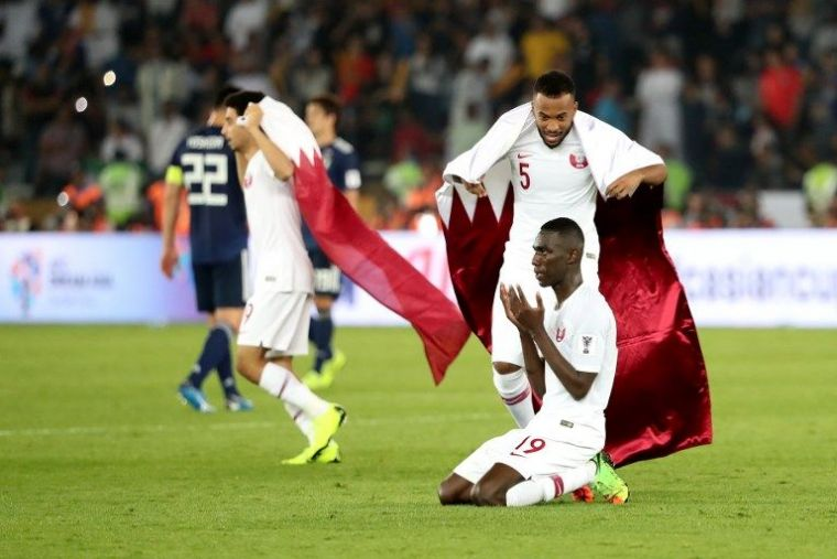 卡達有機會在2022年世界盃讓人寡目相看。法新社