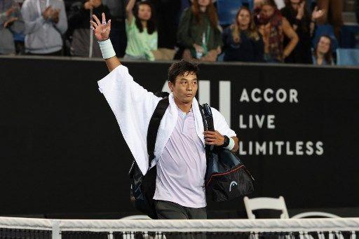盧彥勳在他最愛的溫網結束最後一場職業賽!資料照片