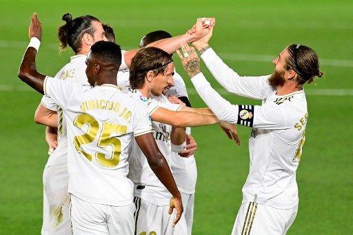 皇家馬德里近期搶下三連勝,狀況相當不錯,靠的就是他們非常強大的後防。法新社