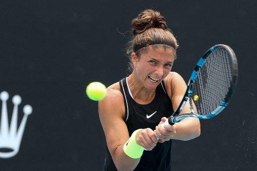 艾拉妮曾打進法網女單決賽。法新社