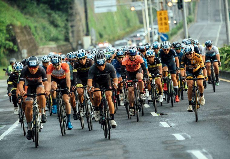 2020環花東自由車賽28 日登場。中華民國自行車騎士協會/提供。