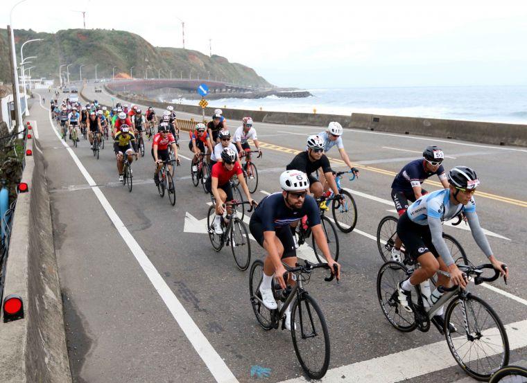 2018陽明山自行車登山王挑戰。中華民國自行車騎士協會/提供。