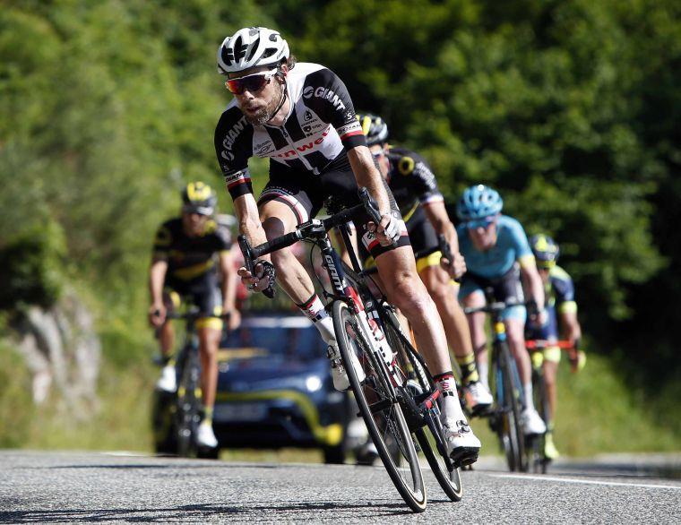 TEAM SUNWEB勞倫斯天登將參加24日陽明山自行車登山王挑戰。PHOTO BY CORVOS。
