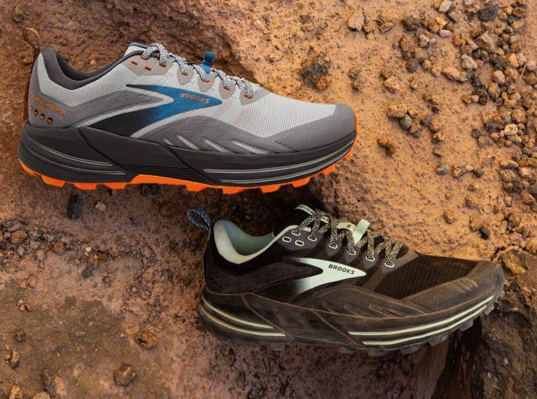 擁有強大適應性及卓越防護性,野跑更安心。官方提供
