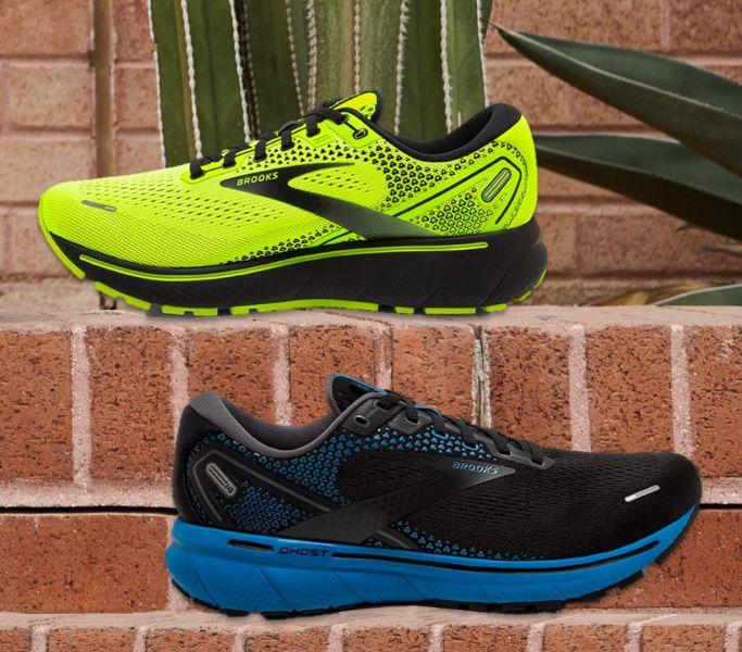 GHOST 為BROOKS最受歡迎的明星跑鞋,第14代在性能表現上有感升級。官方提供
