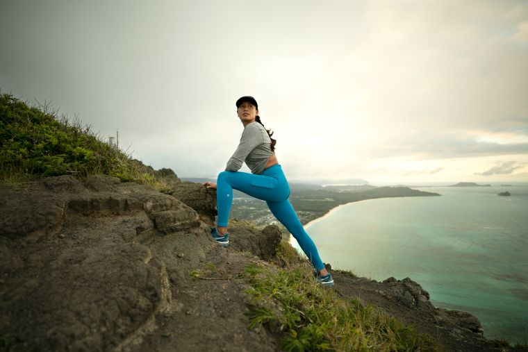 lululemon2021年全新跑步系列選用高性能布料與創新科技處理技術,觸覺輕盈排汗速乾,跑步時能不受束縛活動自如。官方提供