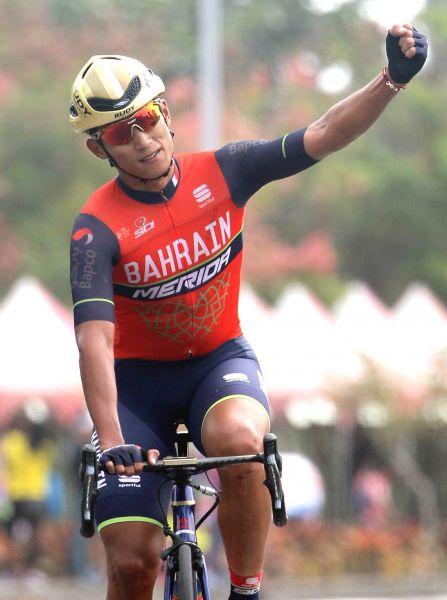 馮俊凱。中華民國自行車騎士協會/提供。