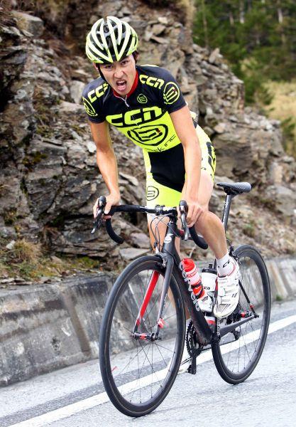 王胤之。中華民國自行車騎士協會/提供。