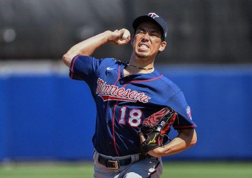 前田健太5.1局好投回穩。法新社