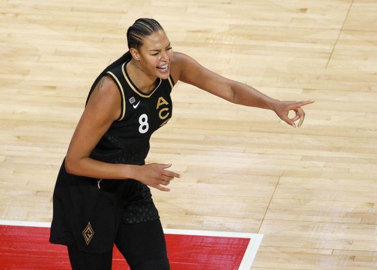 澳洲女籃巨星坎貝奇因爭議行為可能無緣東奧。(法新社資料照)