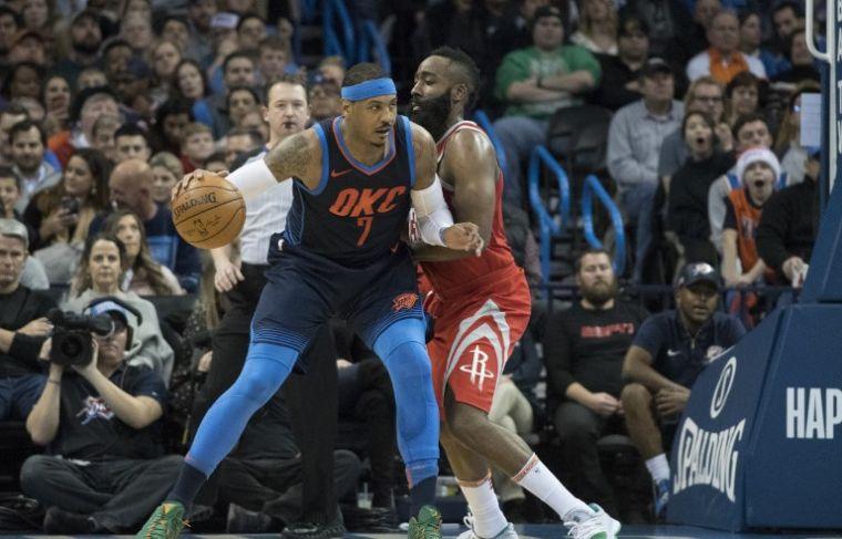 NBA》安東尼加盟火箭 但三巨頭恐無法連線
