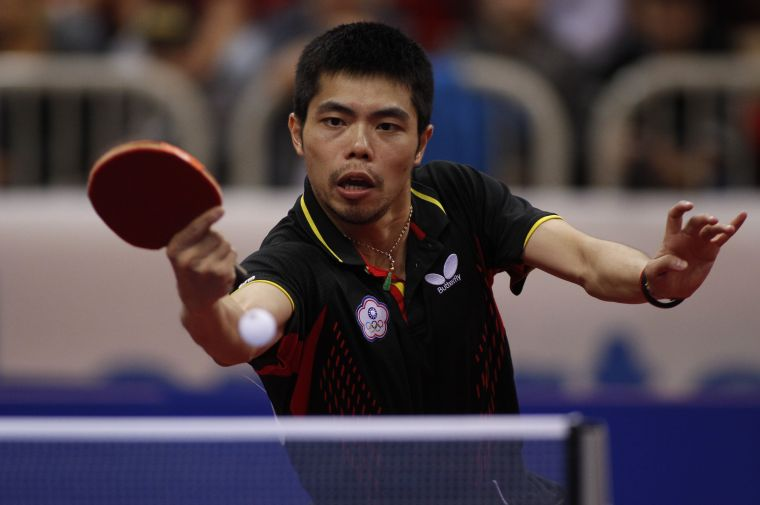 老將莊智淵再度打進男子世界盃16強。摘自國際桌總官網