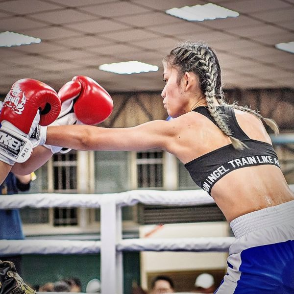 打拳擊消耗熱量堪稱第一名,是許多女性減肥首選。威爾力斯提供