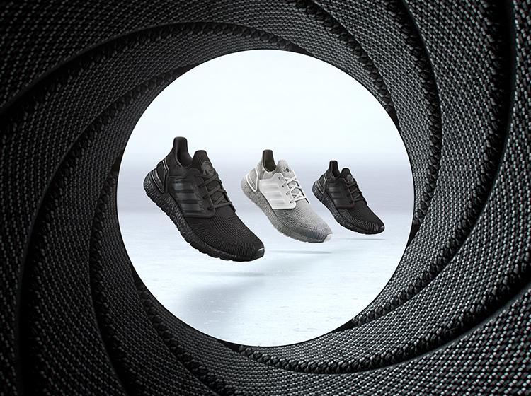 為紀念007系列第25部電影上映,adidas 特別推出adidas X James Bond全新聯名系列鞋款及服飾,完美打造特務裝備。官方提供