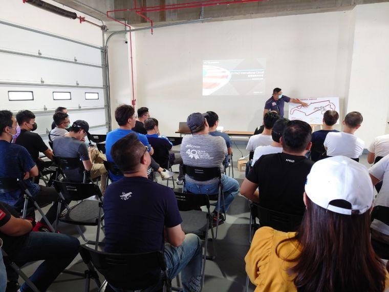 2021 Ford Focus麗寶挑戰賽官方練習日,吸引近40位參賽車手參加。大會提供
