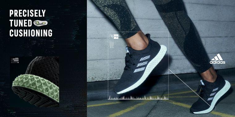 「未來之鞋」 adidas Futurecraft 4D復刻跑鞋將於3月強勢回歸,邀請跑者及潮流愛好者再次擁抱經典,感受無與倫比的霸氣之姿。官方提供