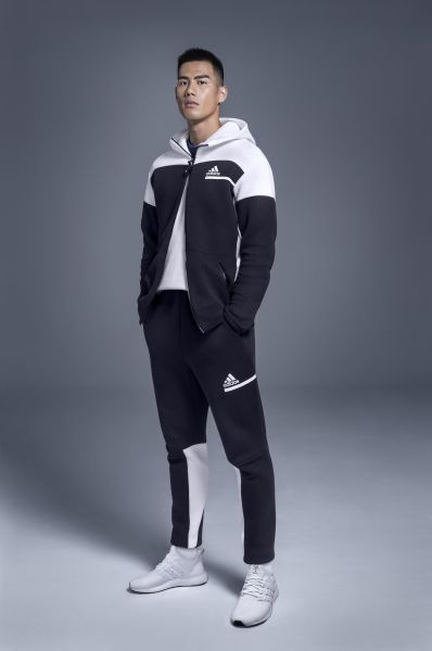 adidas 2020全新Z.N.E.系列邀請總是堅持自我的田徑運動員楊俊瀚率先演繹,以百分百專注開創自己的新篇章。官方提供