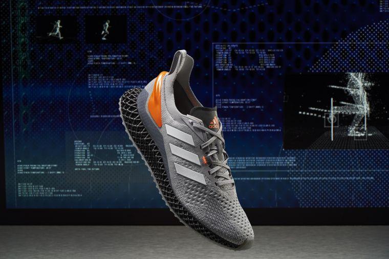 3. 受到Cyberpunk末日機能美學啟發,adidas推出X9000 4D科技跑鞋,以前衛外型與符合未來末日之配色,打造搶眼的科幻穿搭鞋履。官方提供