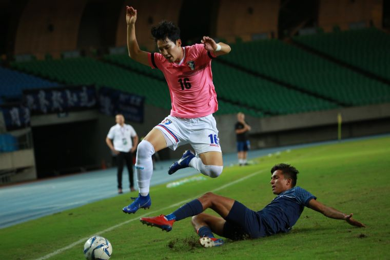 中華男足今年都還未開胡讓人憂心。中華民國足球協會提供