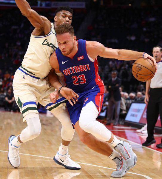 葛里芬(Blake Griffin)也正式投靠籃網。法新社