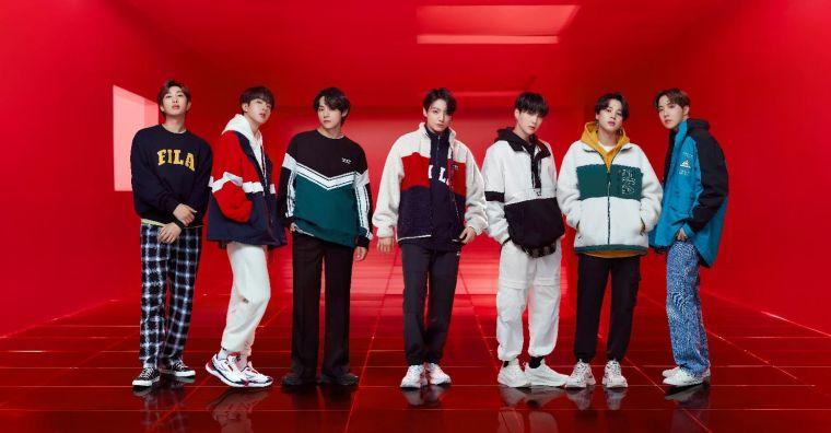 BTS防彈少年團初秋時尚燒心上市,9月16日正式開放預購!官方提供