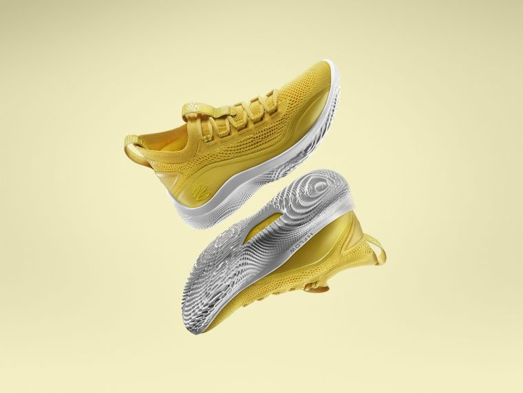 CURRY FLOW 8「Smooth Butter Flow」配色於1月22日正式推出,售價5,280元。 官方提供