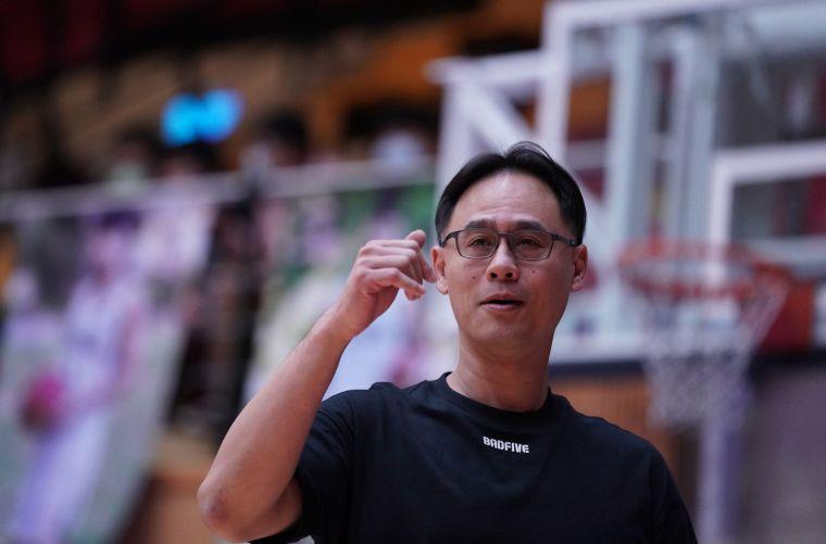 中州面臨傷兵問題吞首敗,考驗總教練許智超。大會提供