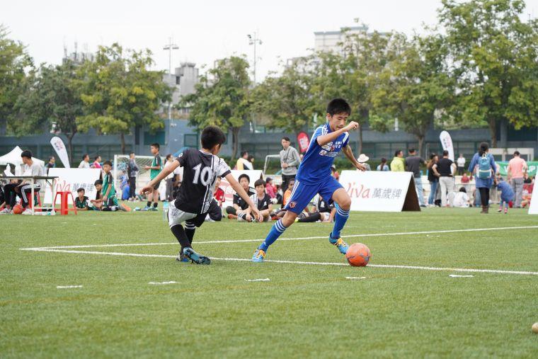 2021 VIVA CUP 萬歲堅果盃少年足球賽將於3月27日、28日假台北市立大學天母田徑場盛大登場。主辦單位提供