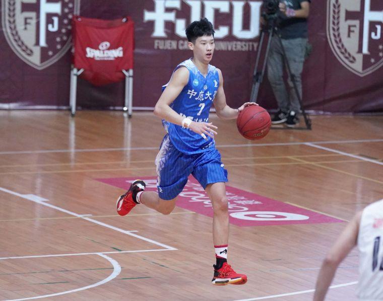 中原大學隊長劉光尚。大會提供