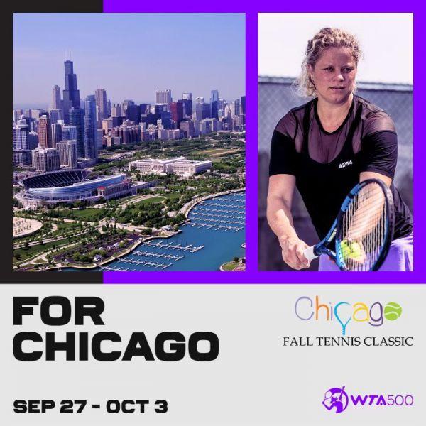 38歲克莉絲特將重返賽場。摘自WTA官網