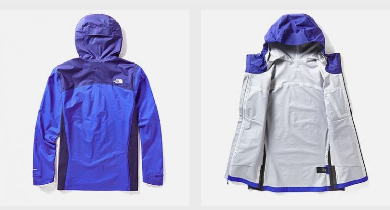 Men's Fast Hike Stretch Jacket。官方提供