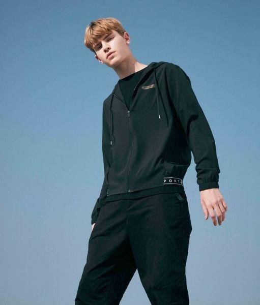 SPORT b.機能運動服飾系列揉合街頭潮流與功能設計。官方提供