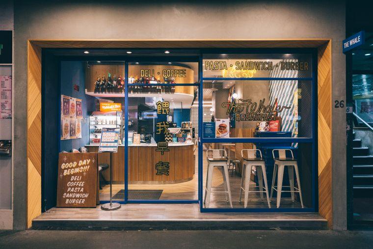 早餐名店『餵我早餐』與復古球衣王者 Mitchell & Ness 聯手推出期間籃球主題展。官方提供