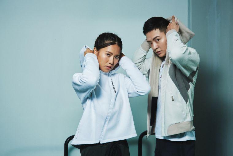 UNDER ARMOUR於秋冬推出「UA Recover Fleece」系列服飾。官方提供