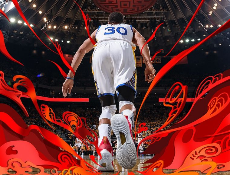 UNDER ARMOUR為新的一年帶來新氣象,攜手當家代言球星Stephen Curry推出CURRY FLOW 8新年配色籃球鞋。官方提供