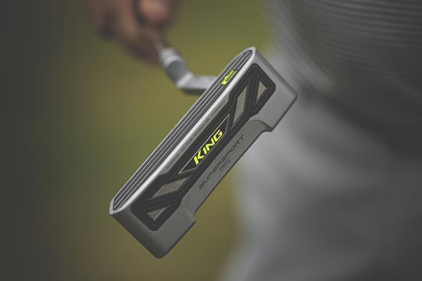3D列印術也運用到高爾夫球桿上。官方提供