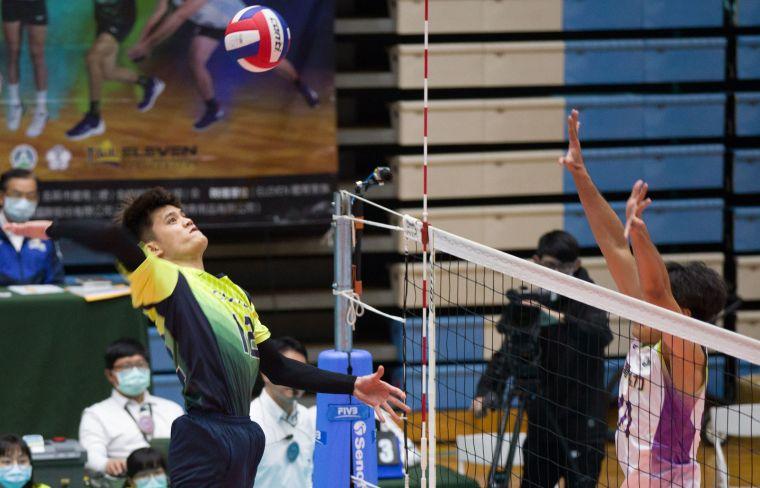 conti宋柏霆。中華民國排球協會提供