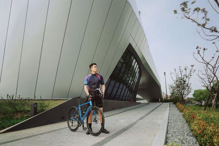 自行車文化探索館於今年七月揭幕啟用,10月1日起正式開放民眾18人以上團體預約參觀。官方提供